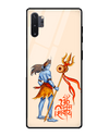 Namah Shivaya Glass Case for Samsung Galaxy Note 10 Plus