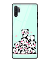Panda On Top Glass Case for Samsung Galaxy Note 10 Plus
