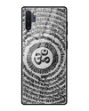Om Shloka Glass Case for Samsung Galaxy Note 10 Plus