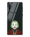 Sad Clown Glass Case for Samsung Galaxy Note 10 Plus