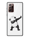 Dancing Panda Glass Case for Samsung Galaxy Note20 Ultra