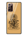 Ganesha Glass Case for Samsung Galaxy Note20 Ultra