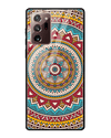 Indian Art 4 Glass Case for Samsung Galaxy Note20 Ultra