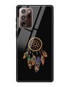 Dreamcatcher Black Glass Case for Samsung Galaxy Note20 Ultra