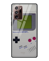 Game Boy Glass Case for Samsung Galaxy Note20 Ultra