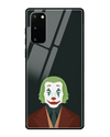 Sad Clown Glass Case for Samsung Galaxy Note 20
