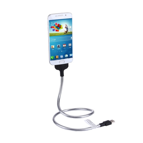 Micro USB Twister Cable Charging Dock for Android Phones