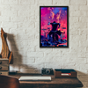Passion Framed Wall Art - Portrait