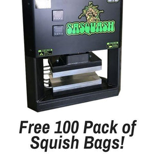 Sasquash M2.5 Rosin Press