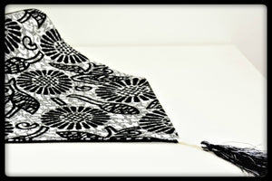 BlackSil Table Runner