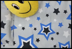 Kids bed sheets - Cot sheet style Stars