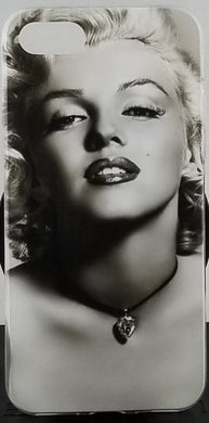 Marilyn Monroe vintage look Apple Iphone Samsung Phone Shockproof Case Cover