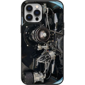 2332 Bug Aircooled Motor  print Apple Iphone Samsung Phone Shockproof Case Cover