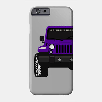 Muddy Jeep Protective Phone Cover