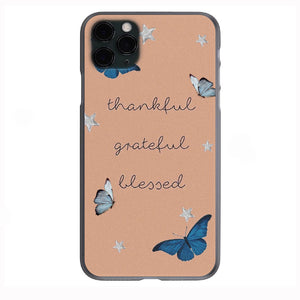 Butterflies Dancing Apple Iphone Samsung Phone Shockproof Case Cover