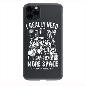 I Really Need More Space Apple Iphone Samsung Phone Shockproof Case Cover