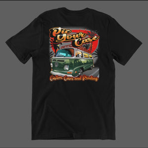 PYC BayWindow BUS Tshirt