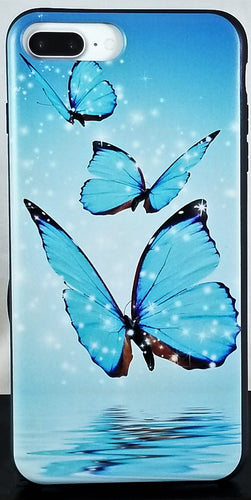 Blue Butterflys Phone Case