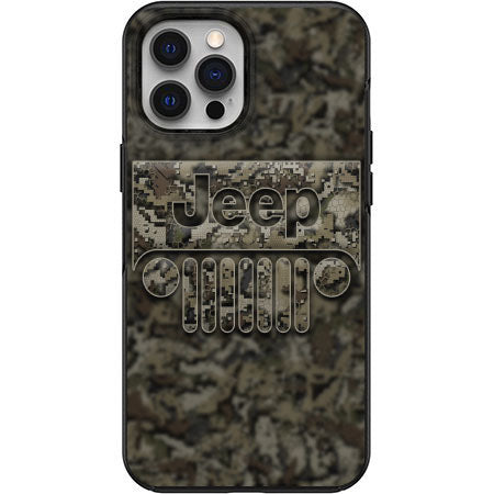 Green Camo Jeep Apple Iphone Samsung Phone Shockproof Case Cover Rubicon Sahara JL JT JK YJ TJ WRANGLER