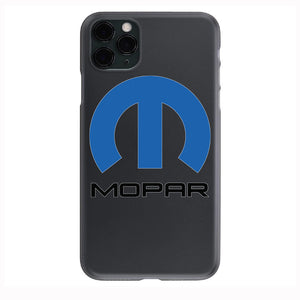 Mopar Blue Logo Apple Iphone Samsung Phone Shockproof Case Cover