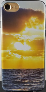 Dreamy Ocean View Apple Iphone Samsung Phone Shockproof Case Cover