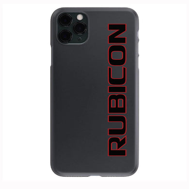 Rubicon Jeep Apple Iphone Samsung Phone Shockproof Case Cover Rubicon Sahara JL JT JK YJ TJ WRANGLER