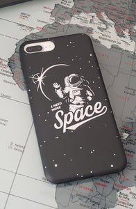 Need More Space Phone Case