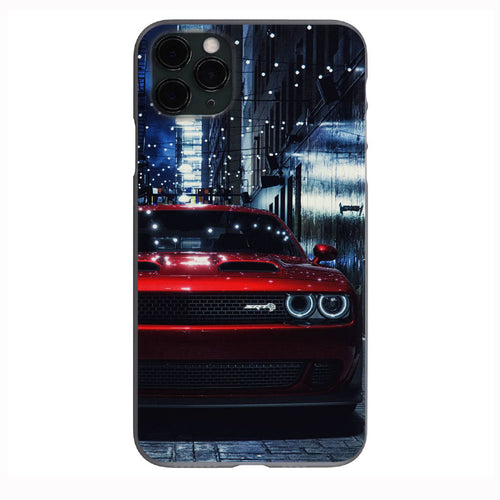 Dodge SRT Night Life Apple Iphone Samsung Phone Shockproof Case Cover