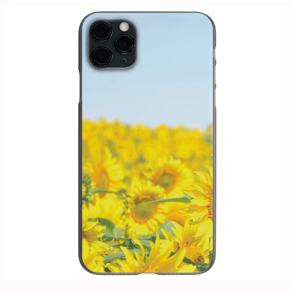 Sunflower Haze Apple Iphone Samsung Phone Shockproof Case Cover