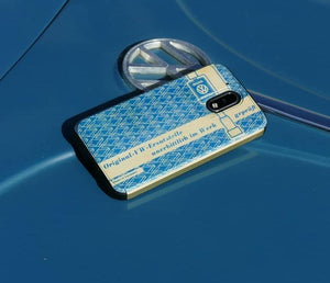 Classic Car Classic nos  box print Apple Iphone Samsung Phone Shockproof Case Cover
