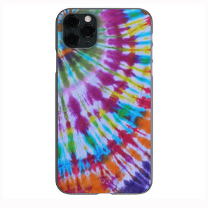 Tethered Tye Dye Apple Iphone Samsung Phone Shockproof Case Cover