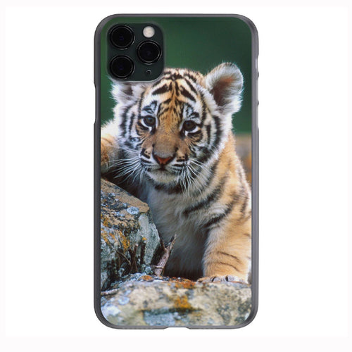 Tiger Cub Apple Iphone Samsung Phone Shockproof Case Cover