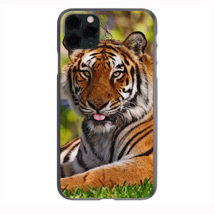 Tiger Stare Apple Iphone Samsung Phone Shockproof Case Cover