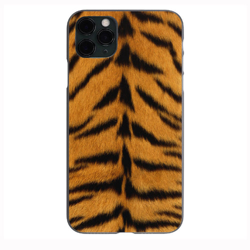 Tigers Fur print Apple Iphone Samsung Phone Shockproof Case Cover
