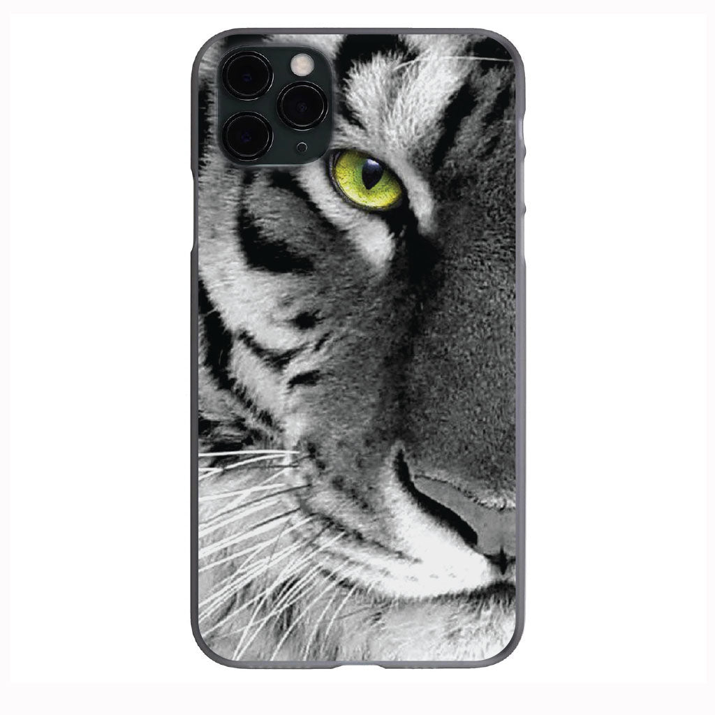 Eye of the Tiger Apple Iphone Samsung Phone Shockproof Case Cover