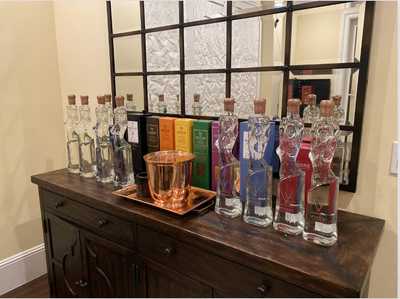 Exquisite Tasting High End Vodka