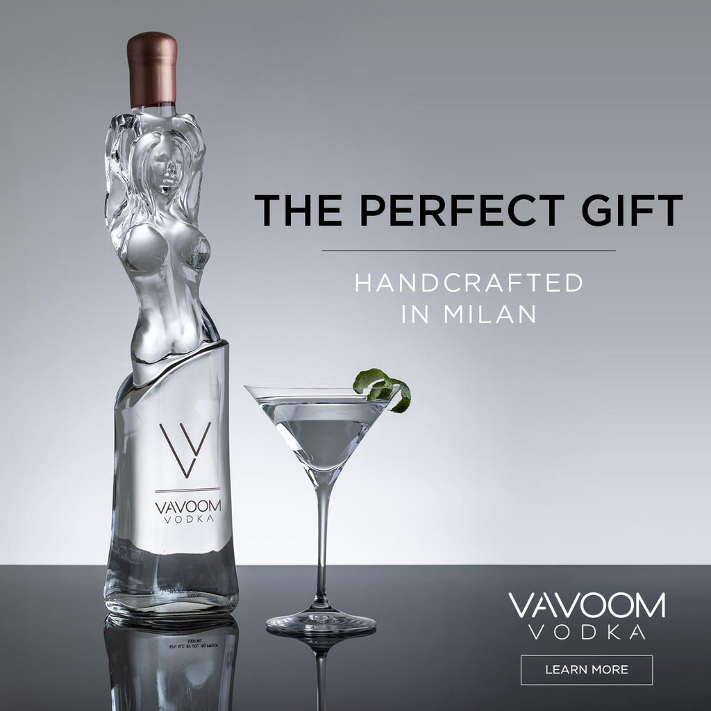 premium spirit vavoom vodka