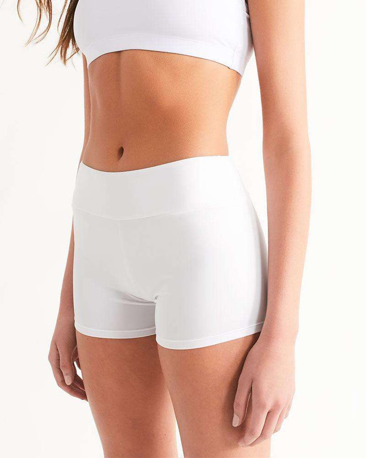 Mid-Rise Yoga Shorts Stai Bella Collection Be Beautiful Be You 2020