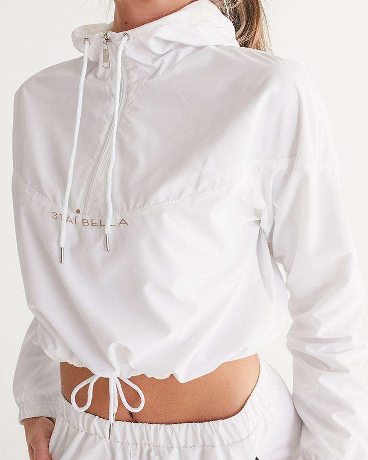 Cropped Windbreaker Stai Bella Be Beautiful Be You 2020