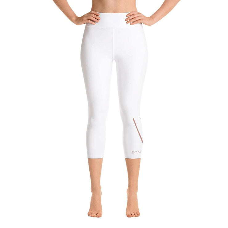 Yoga Capri Leggings Stai' Bella Be Beautiful Be You 2020