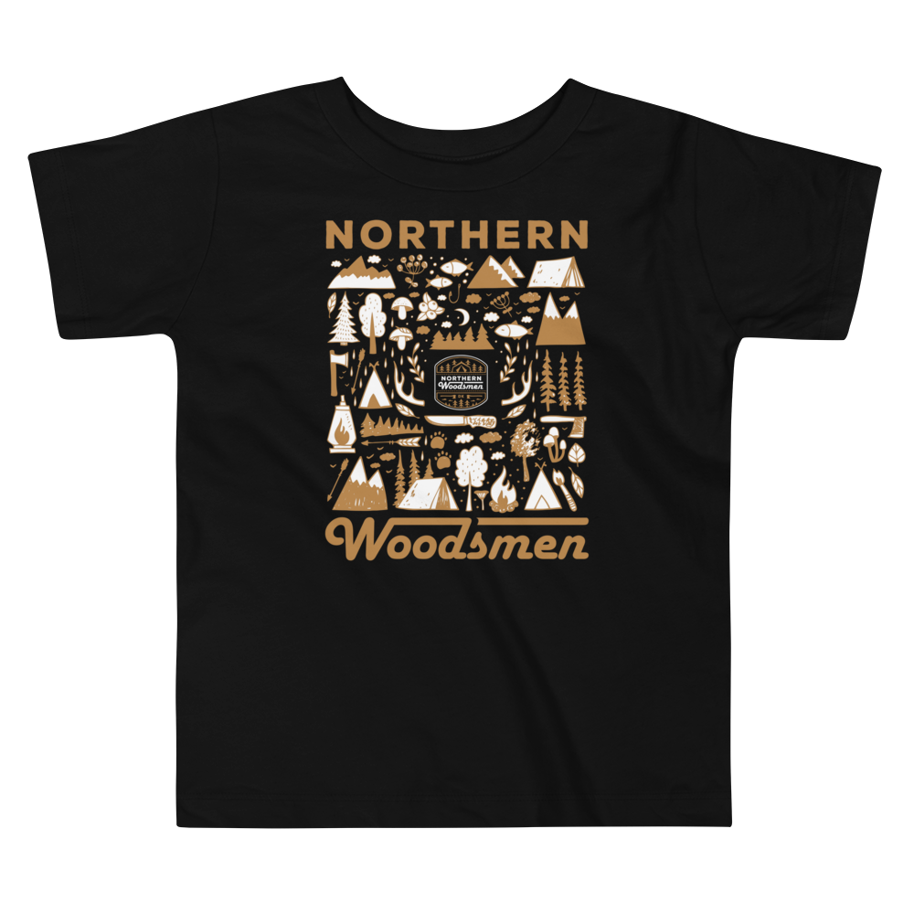 Northern Woodsmen / Toddler Tee