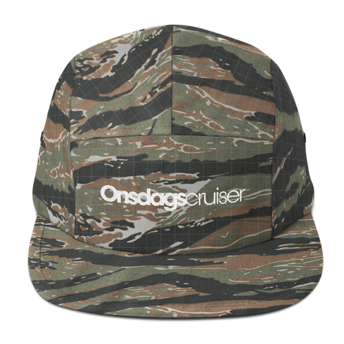 Onsdagscruiser 5-Panel Cap