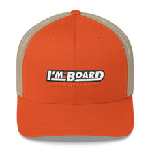 I'm:Board Cushions / Trucker