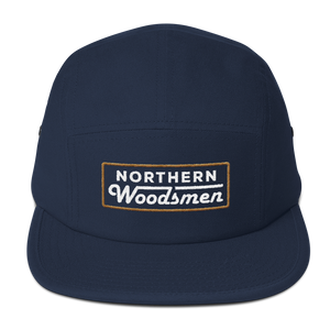 Northern Woodsmen Logo / 5-Panel