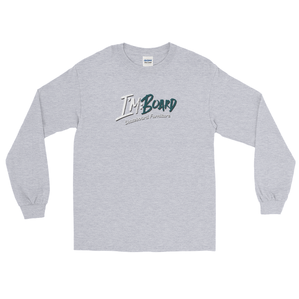 I'm:Board Rough / LS T-Shirt