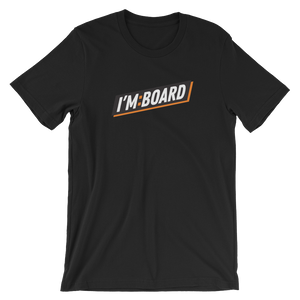 I'm:Board Bar / T-Shirt