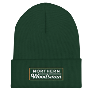 Northern Woodsmen Logo / Beanie