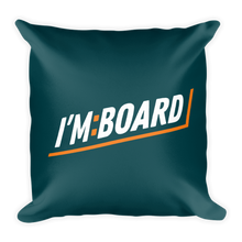 I'm:Board Bar Petrol / Pillow