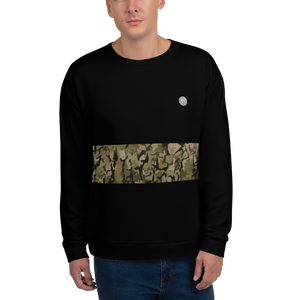 OC Taiji camo / All-over Sweatshirt