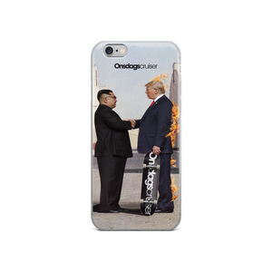 Wish you were here..? / iPhone Case